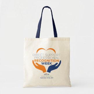 Tote Bag Semaine Fourre-tout de reconnaissance de DSP