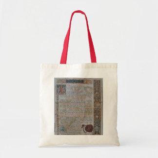 Tote Bag Serment de Hippocrate