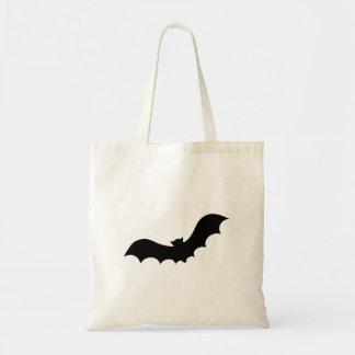 Tote Bag Silhouette de batte