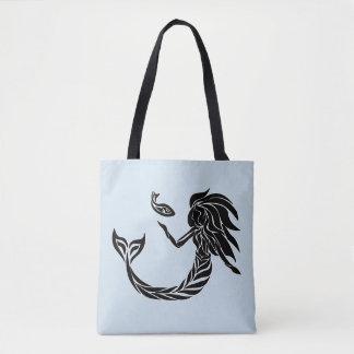 Tote Bag Sirène tribale