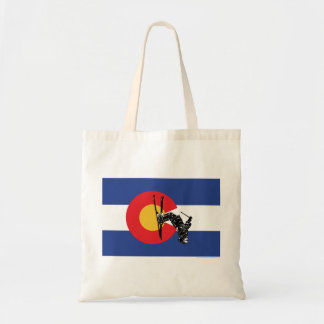Tote Bag Ski le Colorado