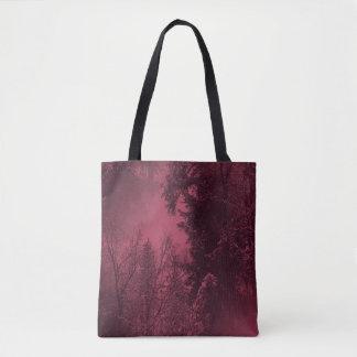 Tote Bag Soirée dans l'horaire d'hiver…