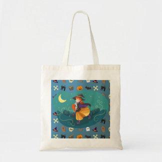 Tote Bag Sorcière pour l'enfant