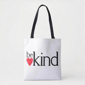 Tote Bag Soyez aimable - des sujets de gentillesse