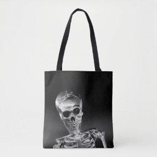 Tote Bag Squelette