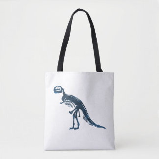 Tote Bag Squelette de Rex de Tyrannosaurus