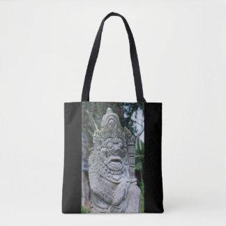 Tote Bag Statue de Dieu de Balinese