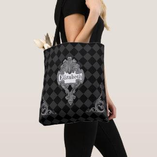 Tote Bag Steampunk vintage personnalisé