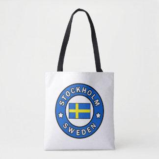 Tote Bag Stockholm Suède