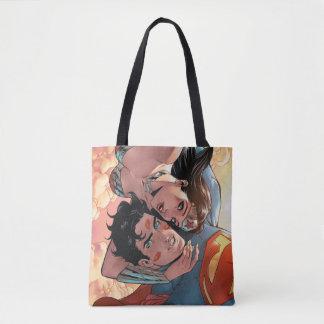 Tote Bag Superman/variante comique de la couverture #11