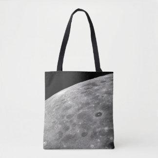 Tote Bag surface lunaire