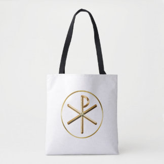 Tote Bag symbole de Chi-Rho