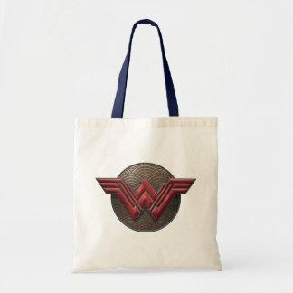 Tote Bag Symbole de femme de merveille au-dessus des