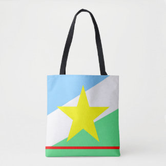 Tote Bag Symbole de province de région du Brésil de drapeau