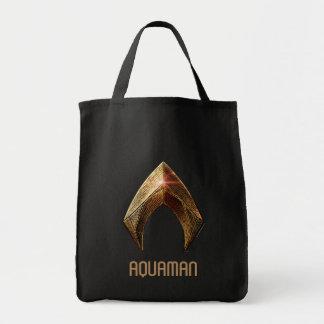 Tote Bag Symbole métallique de la ligue de justice |