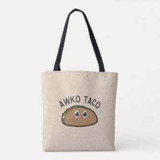 Tote Bag Taco d'Awko