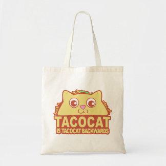 Tote Bag Tacocat vers l'arrière II