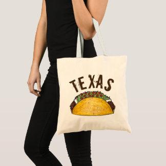 Tote Bag Tacos mexicains de fin gourmet de nourriture de