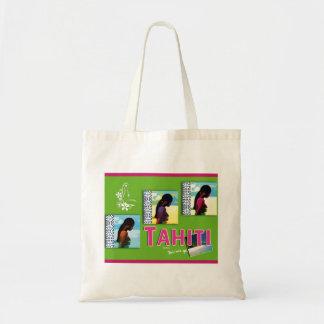 """Tote Bag """"Tahiti"""""""