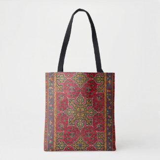 Tote Bag Tapis antique