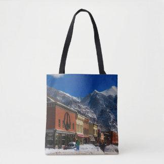 Tote Bag Tellurure, photographie de paysage du Colorado