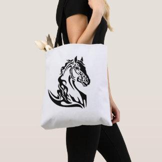 Tote Bag tête du cheval