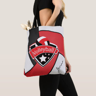 Tote Bag Texte du volleyball   do-it-yourself de sport -