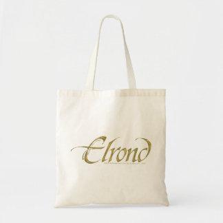 Tote Bag Texturisé nommé d'ELROND™