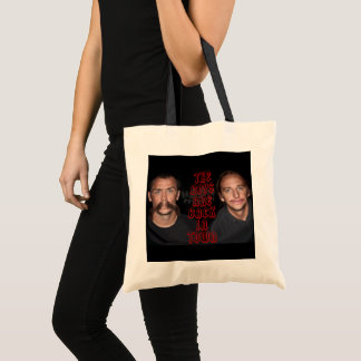 Tote Bag The boys are back in town - Tygkasse