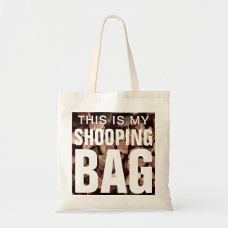 Tote Bag This i My Shopping Bag