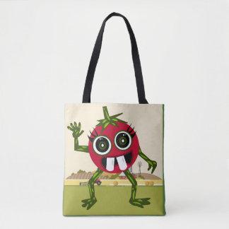 Tote Bag Tomate de Taloola mignonne tout plus de - imprimez