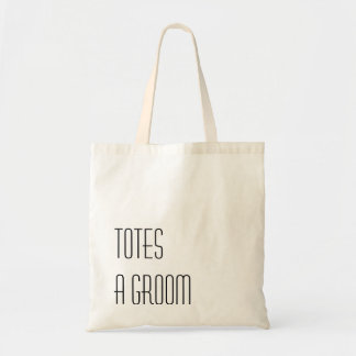 Tote Bag TOTES un marié