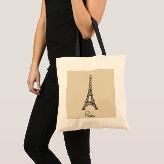 Tote Bag Tour Eiffel