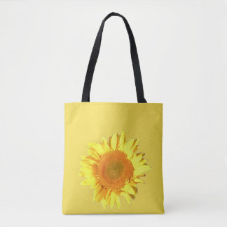 Tote Bag Tournesol jaune