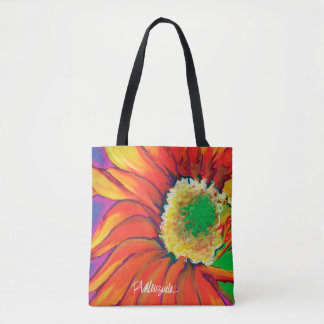 Tote Bag Tournesol lumineux Fourre-tout floral
