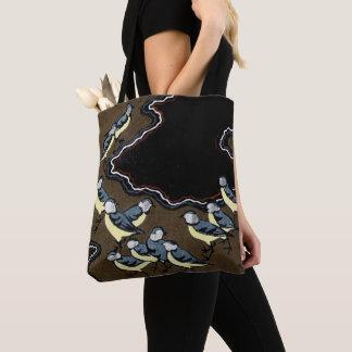 Tote Bag Troupeau de Blue Jays