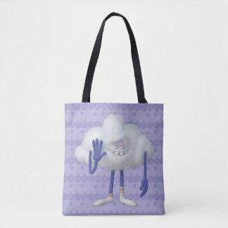 Tote Bag Type de nuage des trolls |