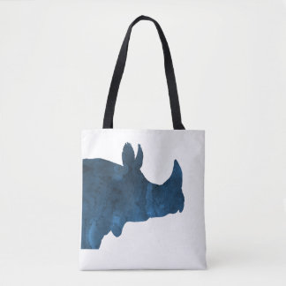 Tote Bag Un rhinocéros