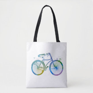 Tote Bag Une bicyclette