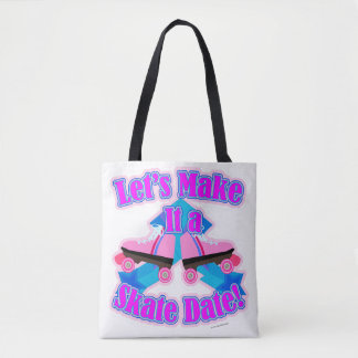 Tote Bag Une date de patin