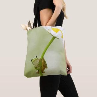 Tote Bag Une grenouille mignonne