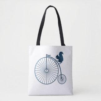 Tote Bag Une haute roue