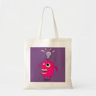 Tote Bag Une idée de monstre