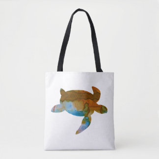 Tote Bag Une tortue