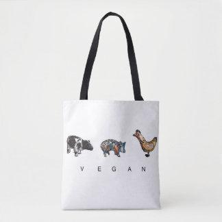 Tote Bag Végétalien