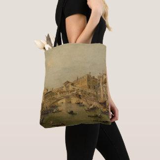 Tote Bag Venise le Rialto