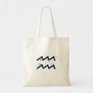 Tote Bag Verseau