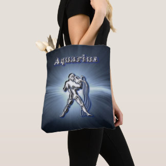 Tote Bag Verseau de chrome