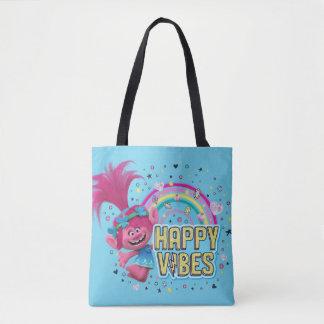 Tote Bag Vibraphone heureux de pavot des trolls |