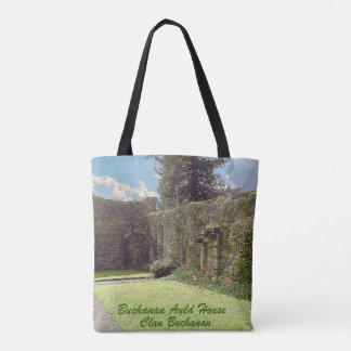 Tote Bag Vieille Chambre de Buchanan - clan Buchanan